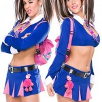 3WISHES-Womens-International-Sexy-School-Girl-Cosume-Sexiest-Halloween-Costumes-0-0