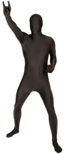 AFG Media Ltd – Black Adult Morphsuit – Large