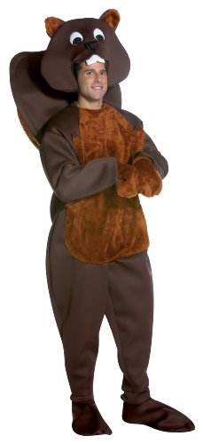 Adult Beaver Costume (Standard)