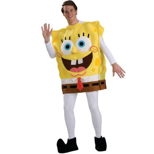 Adult Deluxe Spongebob (Standard)