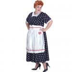 Adult-I-Love-Lucy-Polka-Dot-Dress-Costume-Ladies-Plus-Dress-Sizes-18-22-0-0