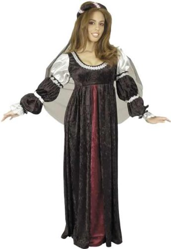 Adult Princess of Monaco Costume Size: Women's X-Large 18-22