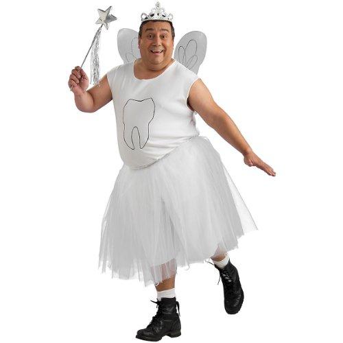 Adult Tooth Fairy Plus Costume