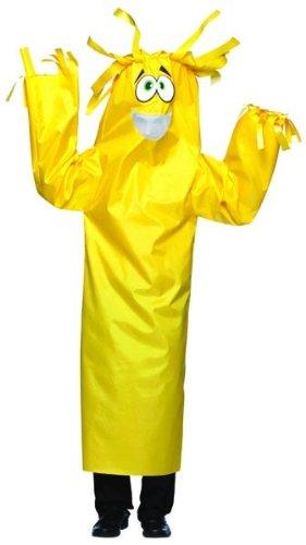 Adult Yellow Wacky Wiggler Costume Standard