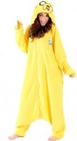 Adventure-Time-Jake-the-Dog-Hooded-Kigurumi-One-Piece-Pajama-Costume-0-6