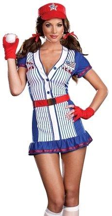 All American Plus Adult Costume – 3X/4X