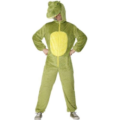 Alligator Crocodile Suit Adult Halloween Costume