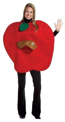 Apple Costume – Adult Std. (not plus sizes) costume