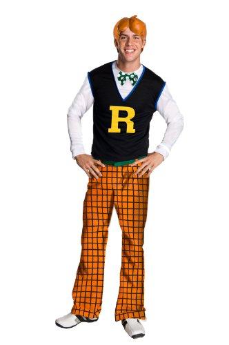 Archie Comics Costume, Blue/Orange, One Size