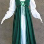 Artemisia-Designs-Medieval-Renaissance-Gown-Dress-and-Chemise-Green-Medium-0-6