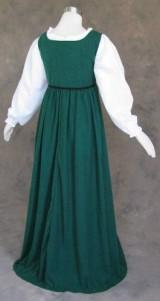 Artemisia-Designs-Medieval-Renaissance-Gown-Dress-and-Chemise-Green-Medium-0-7
