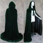 Artemisia-Designs-Renaissance-Lined-Velvet-Cloak-Dark-Green-and-Black-One-Size-0-6