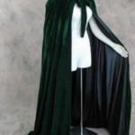 Artemisia-Designs-Renaissance-Lined-Velvet-Cloak-Dark-Green-and-Black-One-Size-0-7