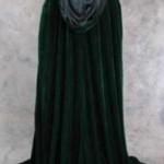 Artemisia-Designs-Renaissance-Lined-Velvet-Cloak-Dark-Green-and-Black-One-Size-0-8