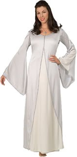 Arwen Costume – Standard – Dress Size 10-12
