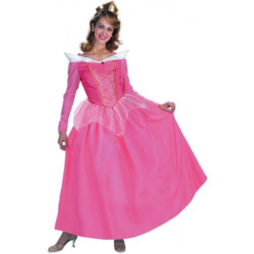 Aurora Prestige Adult Costume – Standard One-Size – Adult Costumes