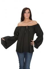 Authentic-Renaissance-Pirate-Cotton-Chemise-Top-Medieval-Peasant-Wench-Costume-SC88526B-S-0-4