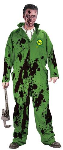 Bad Planning BP Jumpsuit Adult Costume