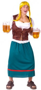 Bavarian-Beauty-with-Beer-Tap-Bust-Costume-Standard-Chest-Size-33-45-0