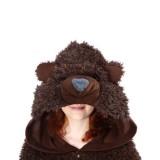 Bcozy-Bear-Onesie-Brown-One-Size-0-1
