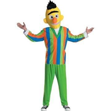 Bert Costume – Medium – Chest Size 38-40
