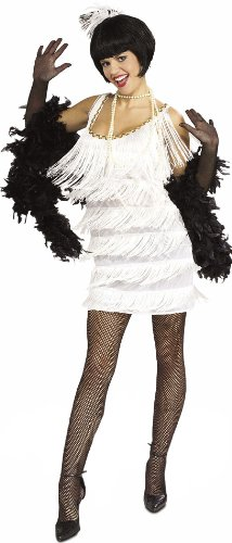 Broadway Babe Flapper Costume – Womens Medium