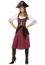 Burgundy-Pirate-Wench-Adult-Costume-Size-X-Large-0-0