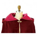 Burgundy-Wine-Velvet-Cloak-with-Hood-Adult-Size-Med-0-2
