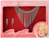 California-Costume-Womens-Marilyn-Jewelry-Set-Silver-One-Size-0-0