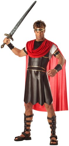California-Costumes-Mens-Adult-Hercules-BrownRed-M-40-42-Costume-0