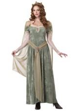 California-Costumes-Queen-Guinevere-Sage-Large-Costume-0-2
