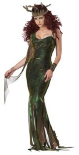 California-Costumes-Serpentine-Goddess-Set-GreenGold-Small-0-0