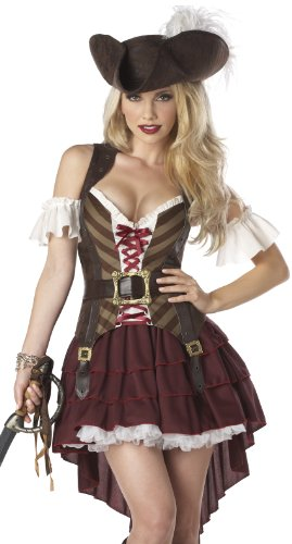 California-Costumes-Sexy-Swashbuckler-Pirate-Adult-Costume-Small-Red-0-0