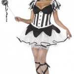California-Costumes-The-Kings-Delight-Set-BlackWhite-Small-0-0