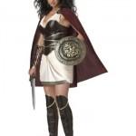 California-Costumes-Warrior-Queen-Set-Multicoloured-Medium-8-10-0-0