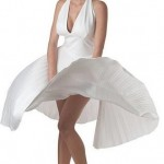 California-Costumes-Womens-Adult-Deluxe-Marilyn-White-S-6-8-Costume-0-1