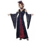 California-Costumes-Womens-Adult-Vampires-Mistress-BlackBurgundy-L-10-12-Costume-0