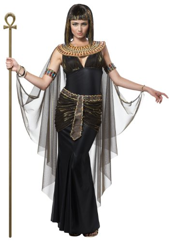 California Costumes Women's Cleopatra Adult, Black, Large