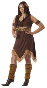 California-Costumes-Womens-Indian-Princess-Costume-Brown-2XL-18-20-0-0