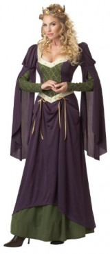 California-Costumes-Womens-Lady-In-Waiting-Adult-Purple-Large-0-0