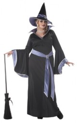 California-Costumes-Womens-Plus-Size-Incantasia-The-Glamour-Witch-Plus-BlackPurple-3X-0-0