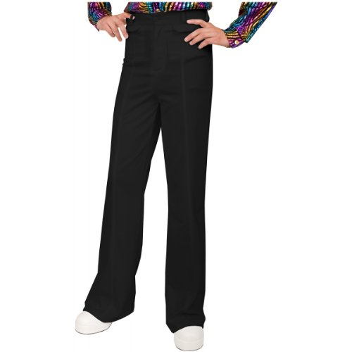 Charades-Mens-Disco-Pant-Black-36-0