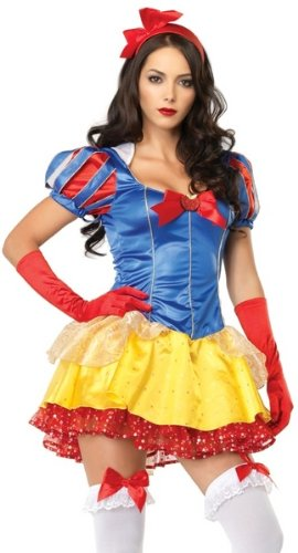 Snow white costumes adults