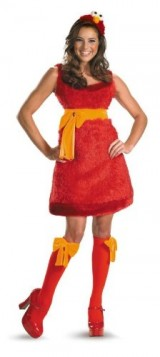 Costumes-For-All-Occasions-Dg12331N-Elmo-Adult-Sassy-Female-4-6-0