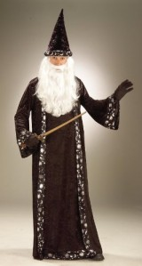 Costumes-For-All-Occasions-Fm59474-Wizard-Hat-And-Robe-0