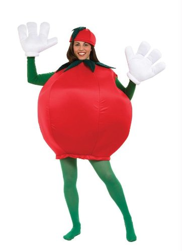 Costumes For All Occasions Pa9507 Tomato Adult Costume