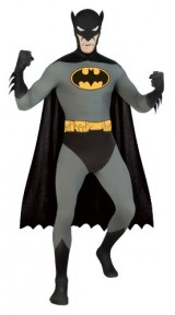 DC-Comics-Adult-Batman-2nd-Skin-Zentai-Super-Suit-Black-X-Large-Costume-0