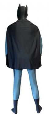 DC-Comics-Batman-Costume-Zentai-Bodysuit-Body-Stocking-with-Cape-for-men-Medium-0-0