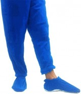 DC-Comics-Superman-1-piece-Footed-Onsie-Adult-Blue-Pajama-with-Cape-Adult-Small-0-1