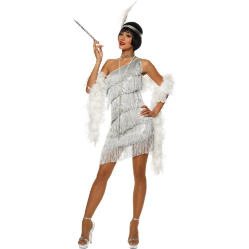 Dazzling Flapper Costume – Small